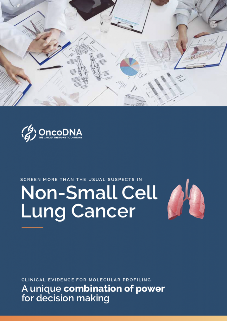 Brochure cancer NSCLC