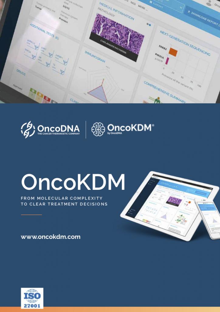 Brochure OncoKDM
