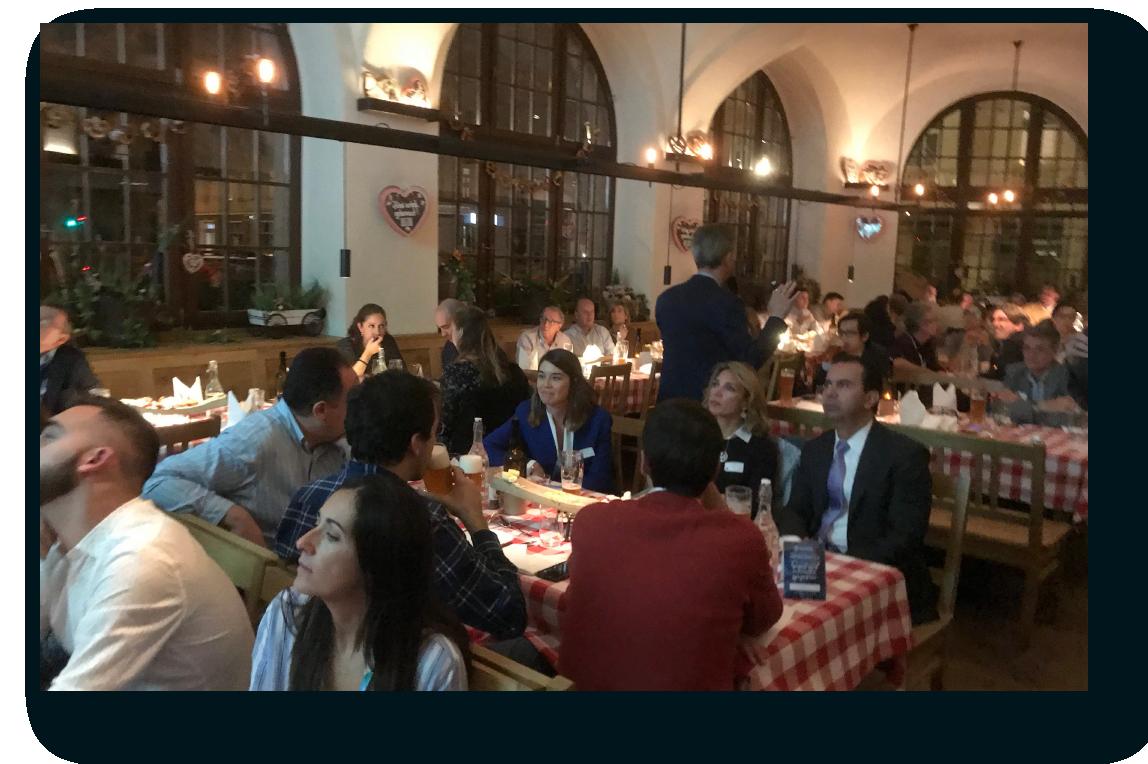 El equipo de OncoDNA en ESMO 2018 celebrado en Munich
