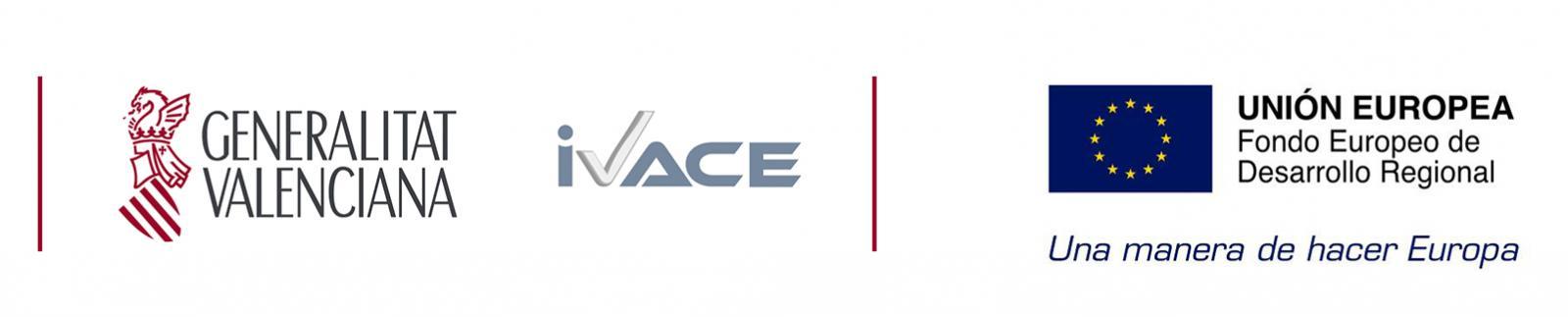 logo IVACE + FEDER