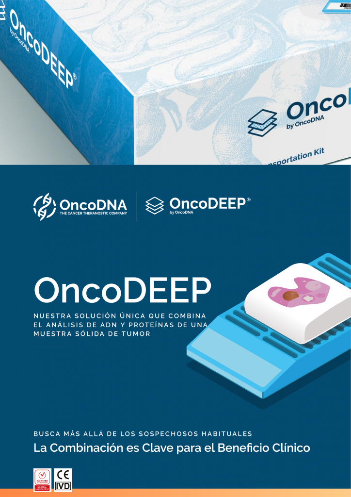 OncoDEEP folleto