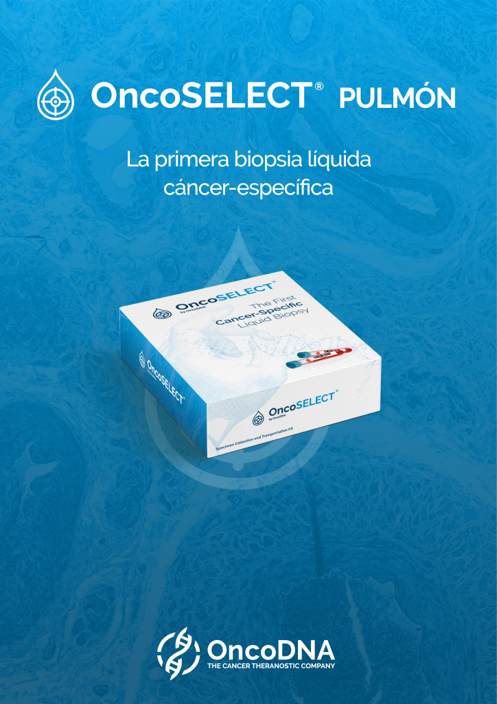 OncoSELECT Pulmón folleto
