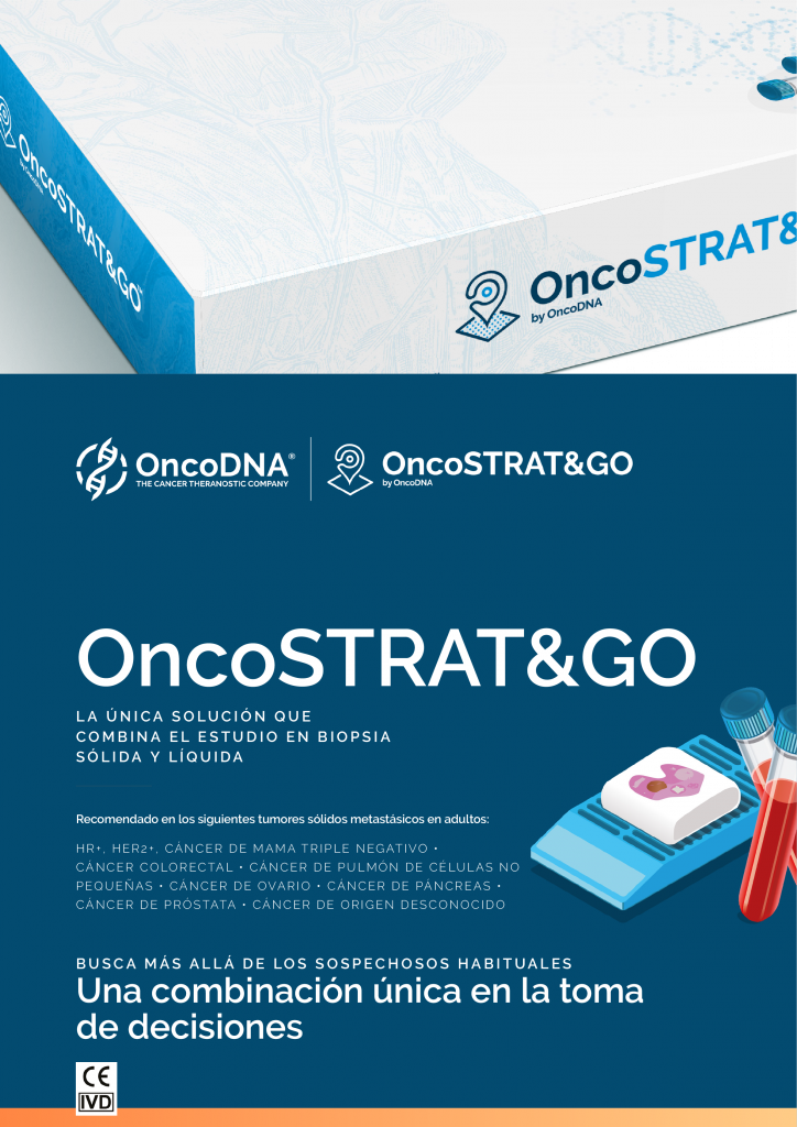 OncoSTRAT&GO folleto