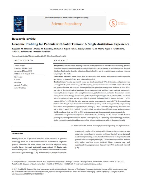 Scientific Reposit paper