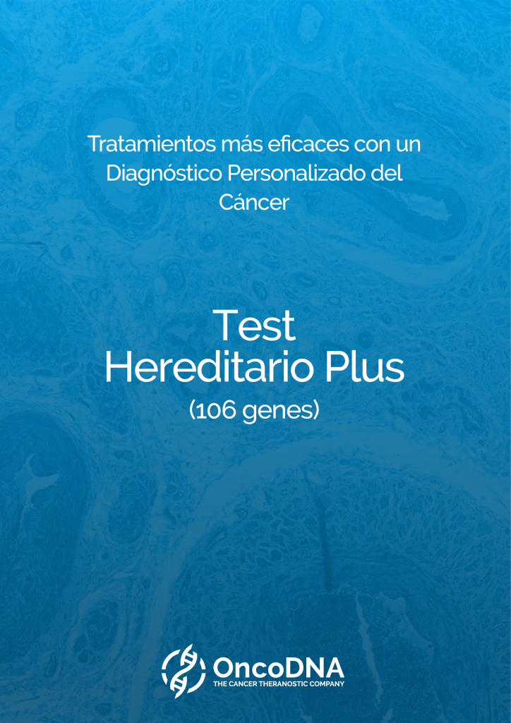 Test Hereditario folleto